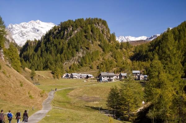 alpe devero alpine landschaft