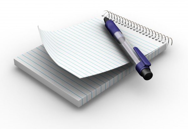 buchen vormerken schreiben schreibend schreibt freisteller