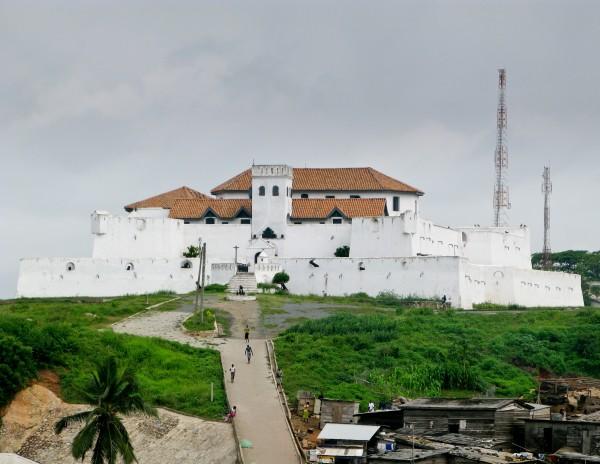 elmina, castle, in, ghana, in, der - 2609538