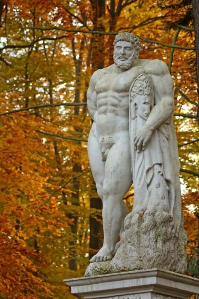 statue im kromlauer park