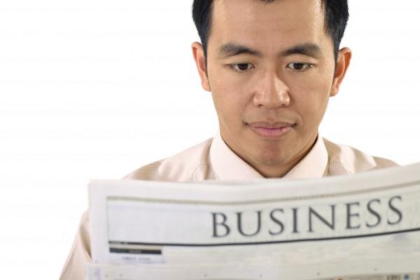 zeitung tageblatt deal geschaeft business geschaeftsleben