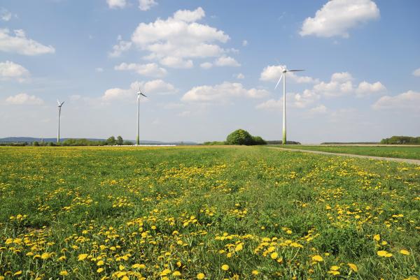 umwelt industriell wolke feld energie strom