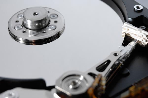 scheibe festplattenlaufwerk festplatte