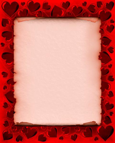 valentinstag karte hintergrund