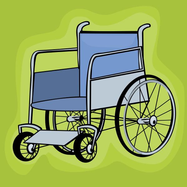 rollstuhl rad ruhestand fahrzeug vehikel mobilitaet