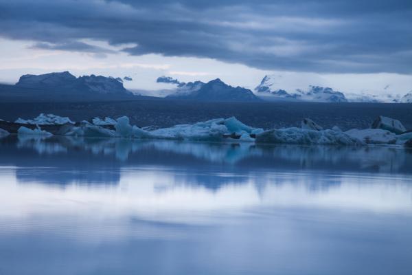gletscher, in, island, eis - 6278005