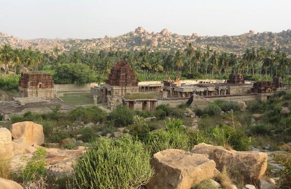 achyutaraya, temple, at, vijayanagara - 7236575