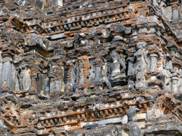 architectural detail at vittala temple