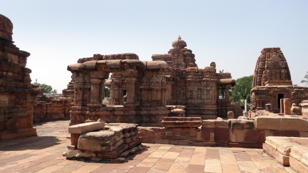 temple at pattadakal