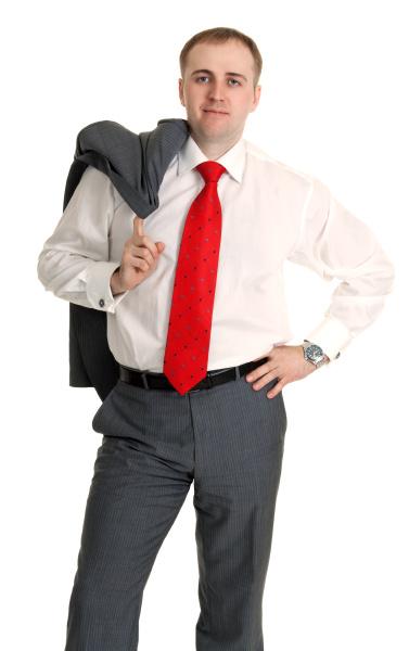 mann im hemd
