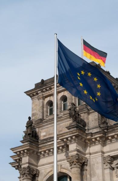 reichstagsgebaeude berlin deutschland