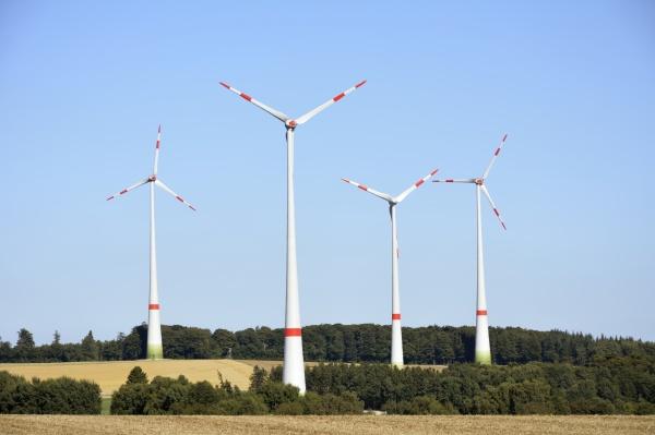 umwelt industrie industriell feld propeller energie