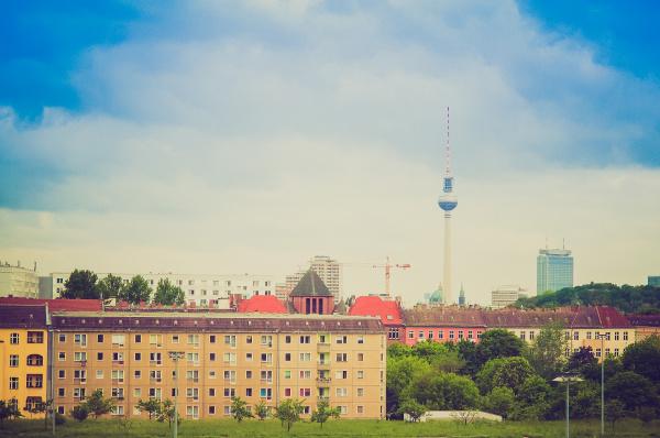 retro look berlin deutschland