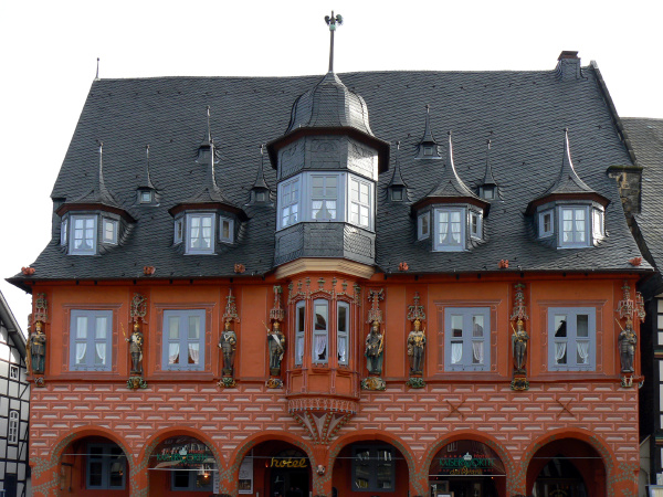 kaiserworth in goslar gildehaus aus