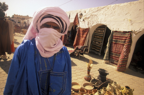 afrika tunesien douz