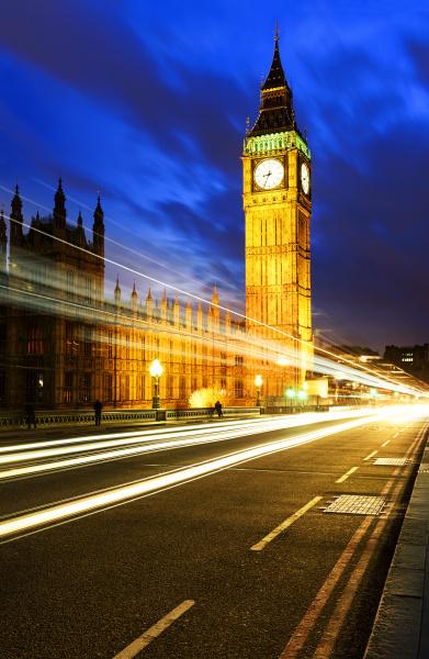 london geist in der nacht