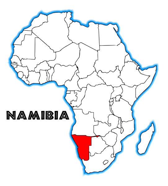 kunst freisteller grafik afrika namibia schwarze