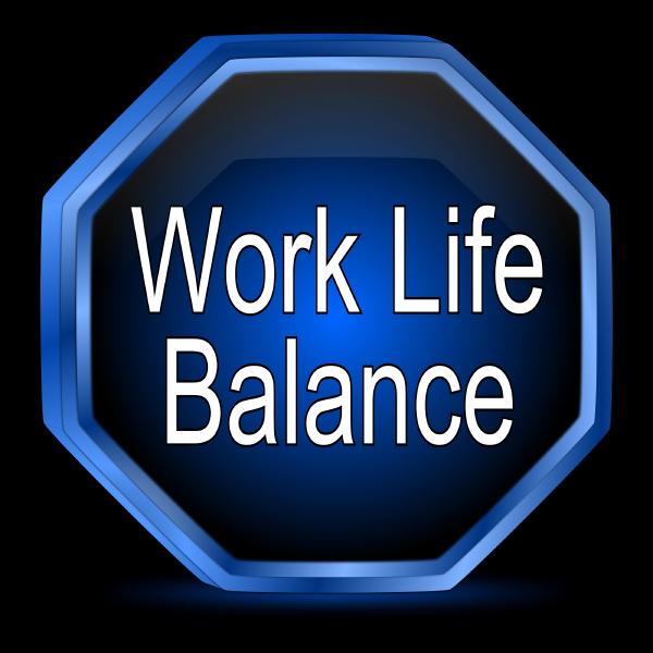 work life balance taste