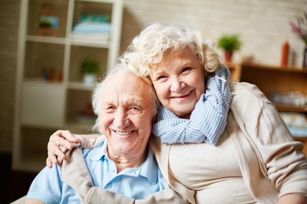 senior ehemann und ehefrau