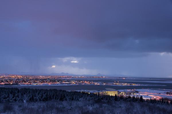 reykjavik, , island - 14957251