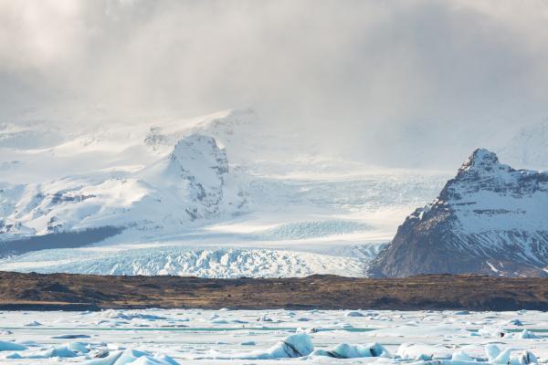 vatnajokull gletscher island