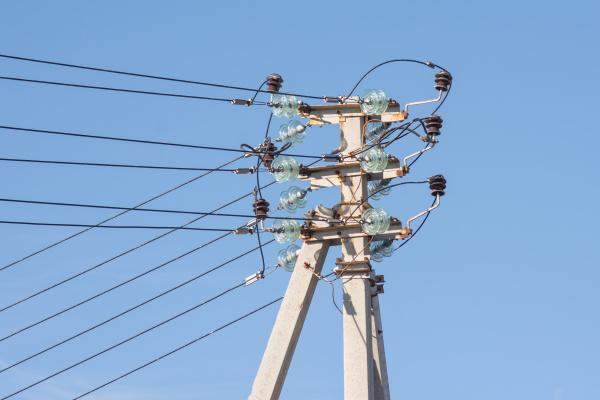 schiene linien energie strom elektrizitaet elektrisch