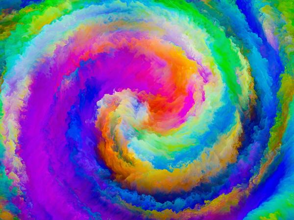 energie der farben