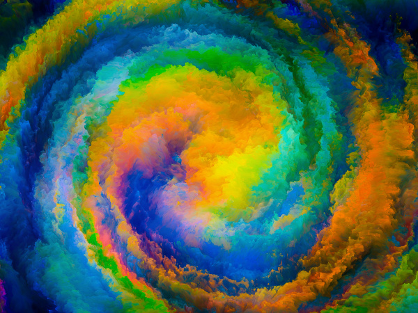 farbe spiral