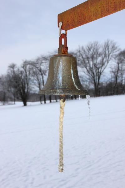 schild signal zeichen klang schall winter