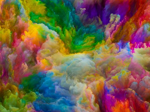 virtuelle farben