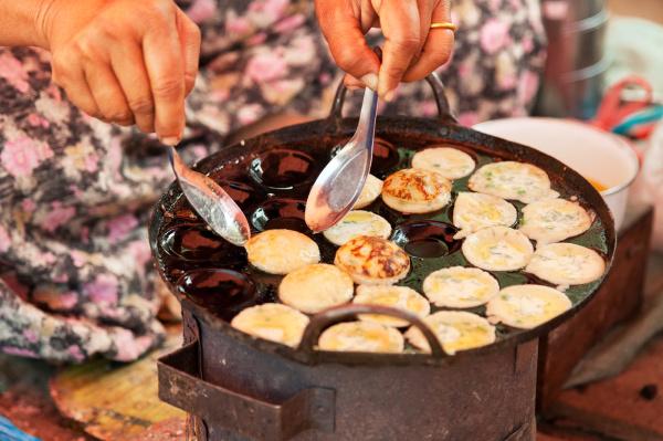 myanmar street food myanmar strasse essen