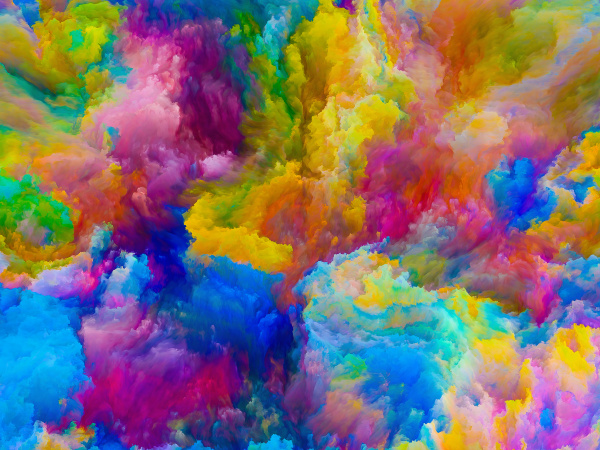 vielfalt der farben