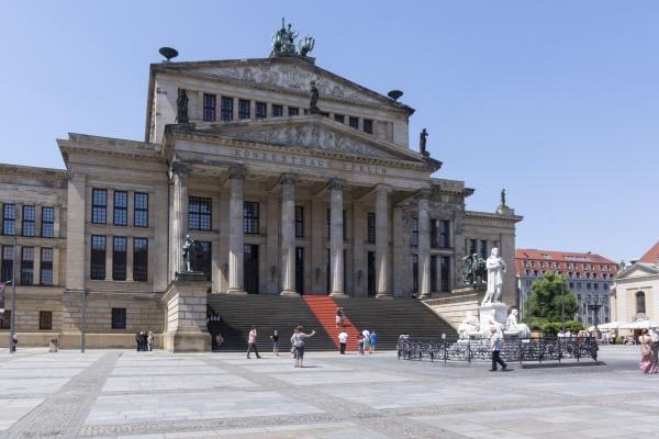deutschland berlin berlin mitte ansicht von
