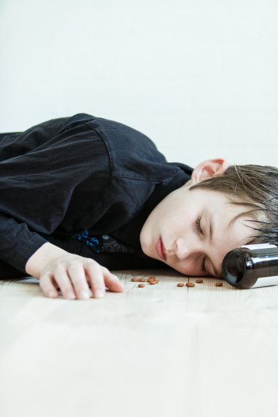 junge tot nach selbstmord