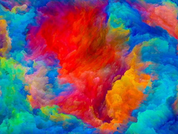 digitale farben