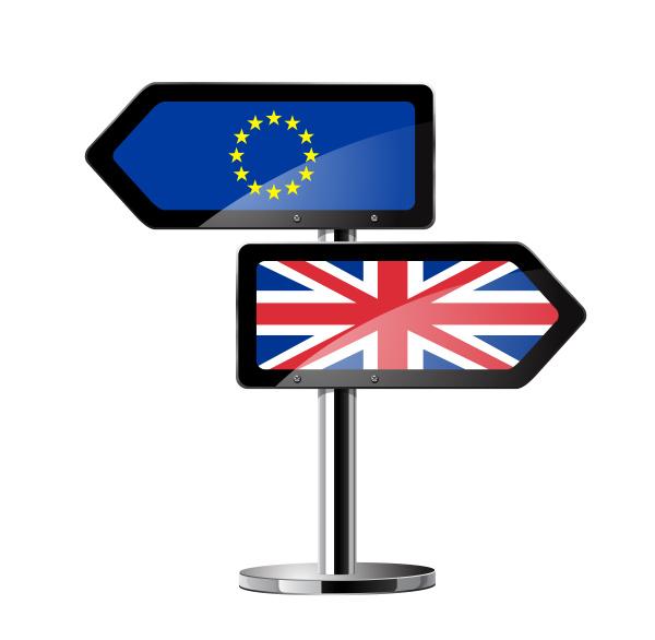 brexit britisches referendumskonzept