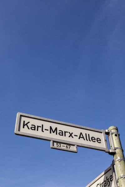 karl marx allee berlin germany