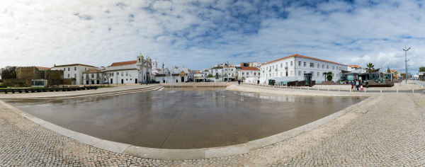 portugal algarve lagos praca do infante