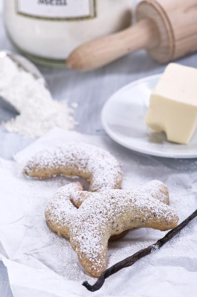 vanille croissants