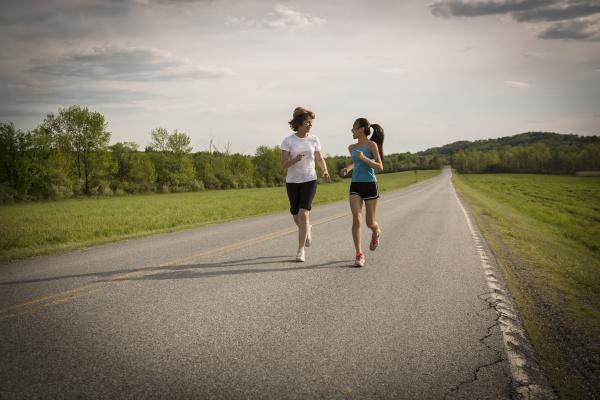 frau freizeit sport wohlbefinden wohlergehen weiblich