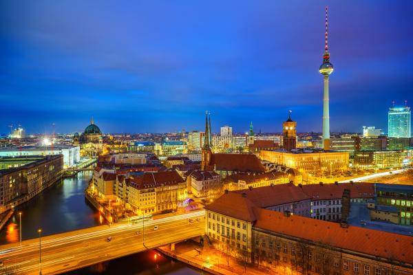 berlin luftaufnahme deutschland