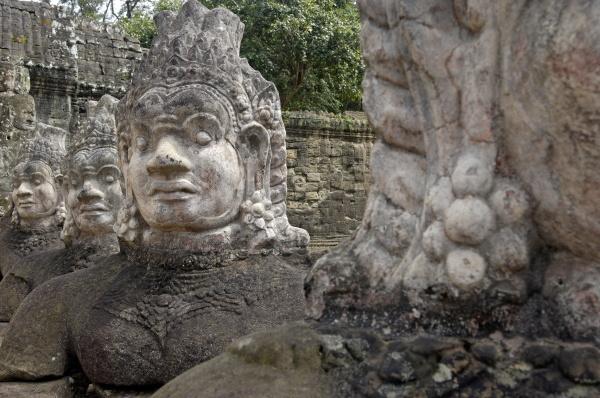 religion tempel stein asien skulptur horizontal