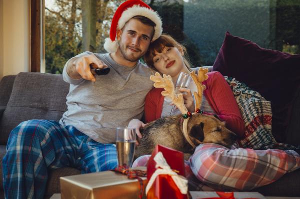 weihnachten movie night