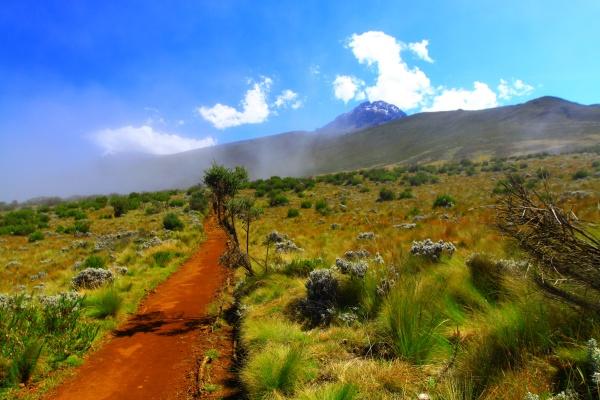 kilimandscharo marangu route