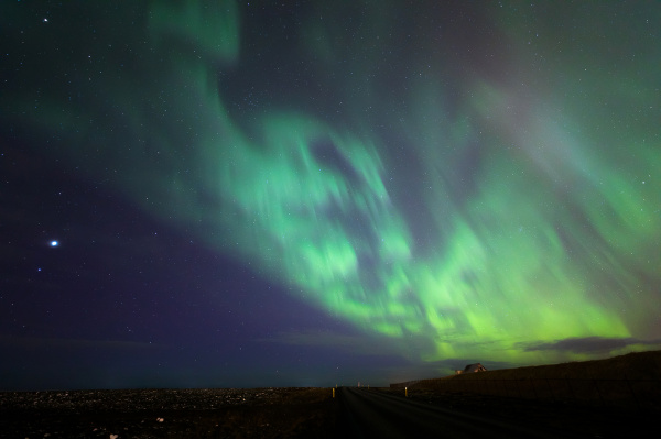 island tundra aurora nordwind natur polar
