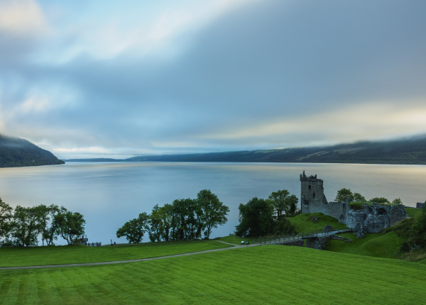 urquhart castle und loch ness highlands