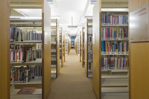 bibliothek lesesaal