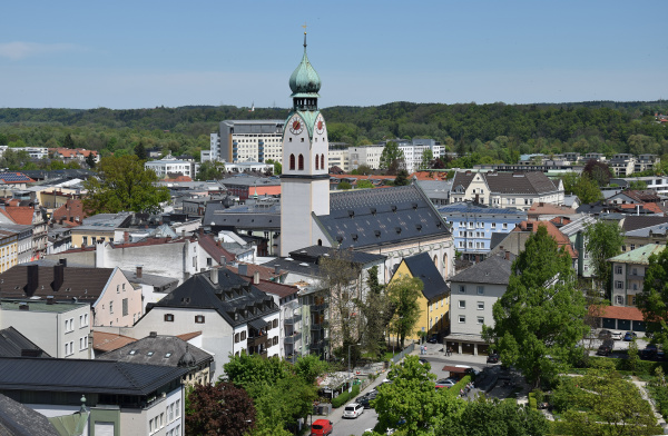 rosenheim in oberbayern