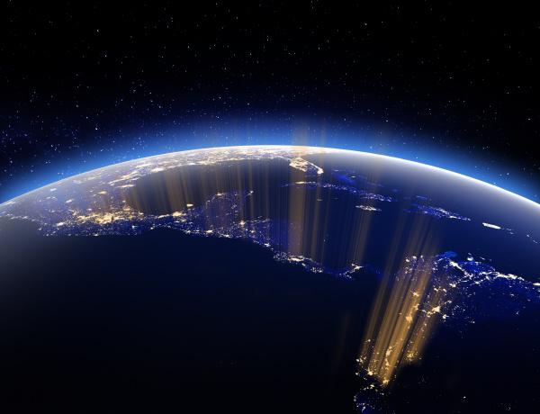 earth city lights elemente dieses