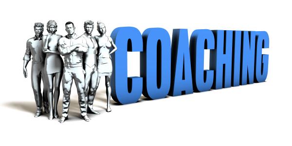 coaching geschaeftskonzept